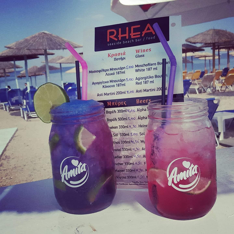 Seaside bar / food RHEA