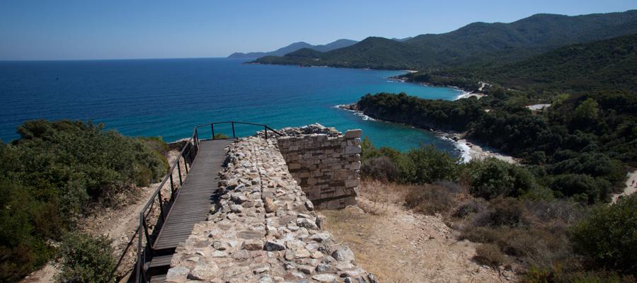 Αρχαία Στάγειρα Χαλκιδικής