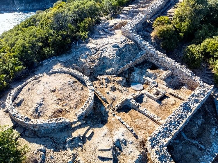 Αρχαία Στάγειρα Χαλκιδική